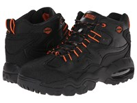 Harley Davidson Crossroads Ii Steel Toe Black Men's Industrial Shoes