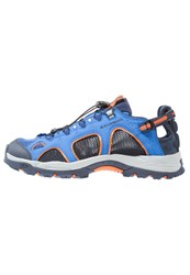 Salomon Techamphibian 3 Walking Shoes Nautical Blue Flame