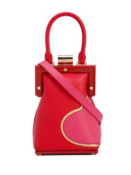 Perrin Paris La Minaudiere Shoulder Bag Pink