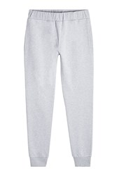 Mcq By Alexander Mcqueen Cotton Sweatpants Grey