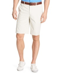 Izod Explorer Performance Cargo Shorts Stone