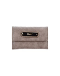 Blugirl Blumarine Wallets Dove Grey