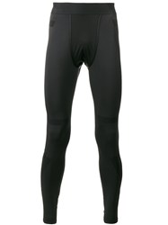 Y3 Sport Tight Track Pants Black