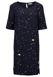 Stine Goya Lee Cocktail Dress Party Dress Dream Dark Blue