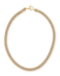 Meredith Frederick Leonore 14K Gold Bead Necklace