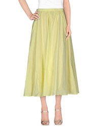 Imperial Star Imperial Skirts 3 4 Length Skirts Women Light Yellow