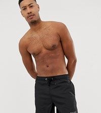 Nicce London Shorts With Logo In Black