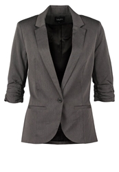 Mbym Tabita Blazer Medium Melange Grey