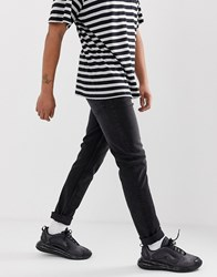 Cheap Monday Sonic Slim Fit Jeans In Black Mode