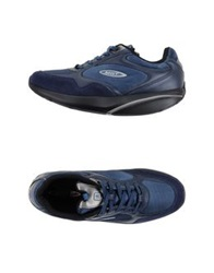 Mbt Low Tops And Trainers Dark Blue