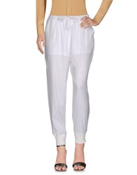 5Preview Casual Pants White