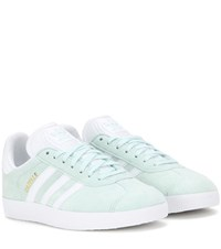 Adidas Gazelle Suede Sneakers Green