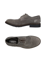Lumberjack Lace Up Shoes Grey
