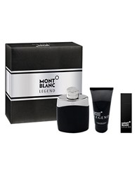 Montblanc Legend Gift Set 152.00 Value No Color