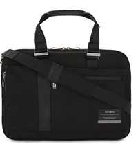Samsonite Openroad Laptop Briefcase Jet Black