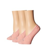 Smartwool Hide And Seek 3 Pack Mineral Pink Heather Women's No Show Socks Shoes