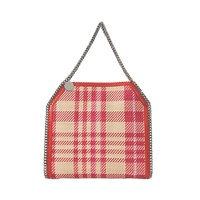 Stella Mccartney Check Falabella Medium Bag