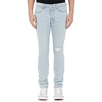 Ksubi Men's Ripped Van Winkle Jeans Light Blue