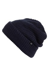 Echo Women's 'Fisherman' Beanie Blue Navy