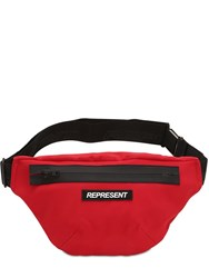 Represent Belt Pack Red