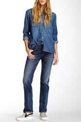 Big Star Kate Straight Leg Jean Blue