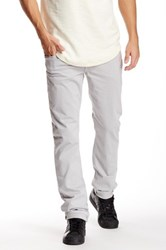 Fidelity Jimmy Tailored Slim Fit Pant Gray
