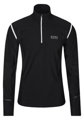 Gore Running Wear Mythos 2.0 Thermo Long Sleeved Top Black