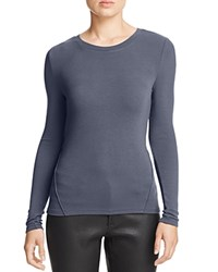 Elie Tahari Fritzi Piped Tee Night