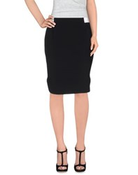 Diana Gallesi Skirts Knee Length Skirts Women Black