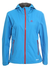 Salomon Mauka Hardshell Jacket Methyl Blue