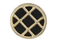 House Of Harlow Phoebe Caged Button Earrings Black Earring