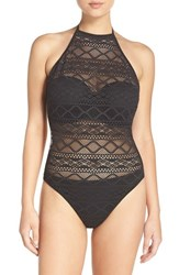 Freya Women's 'Sundance' Underwire Halter One Piece Swimsuit