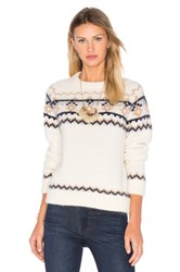 Demy Lee Daria Sweater Ivory