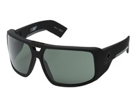 Spy Optic Touring Soft Matte Black Happy Gray Green Sport Sunglasses