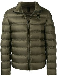 Blauer Short Padded Jacket Green