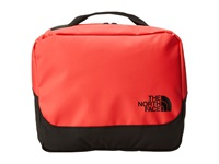 The North Face Base Camp Flat Dopp Kit Tnf Red Tnf Black Toiletries Case