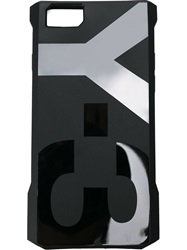 Y 3 Logo Printed Iphone 6 Case Black