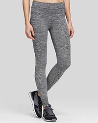Hard Tail Speckled Heather Leggings Heather Gray