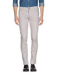 Michael Coal Casual Pants Light Grey