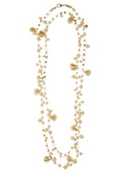 Rosantica By Michela Panero Spiaggia Seashell Charm Long Necklace