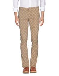 Squad Squad2 Trousers Casual Trousers Sand