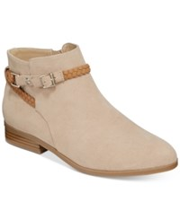 Giani Bernini Franny Booties Only At Macy's Women's Shoes Light Sand