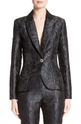 St. John Women's Collection Avani Rose Jacquard Jacket