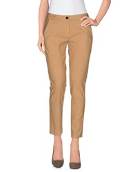 Pence Trousers Casual Trousers Women Camel