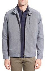 Men's Rodd And Gunn 'Skipton' Cotton And Linen Harrington Jacket