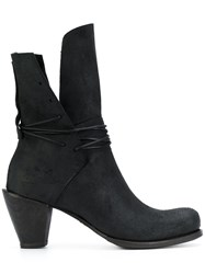 Lost And Found Ria Dunn Victorian Boots Women Calf Leather Leather 40 Black