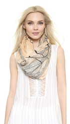 Yigal Azrouel Running With Jagger Scarf Dune Multi
