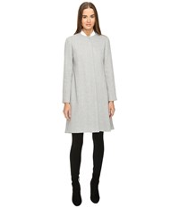 Manila Grace Dress Coat Light Grey