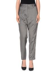 Haider Ackermann Trousers Casual Trousers Women Grey