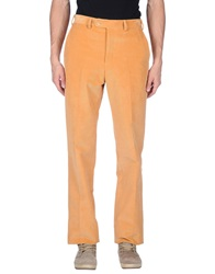 Vigano' Casual Pants Ocher